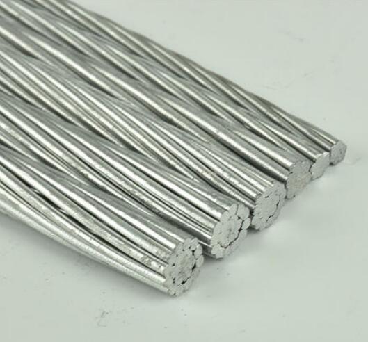 热镀锌钢绞线